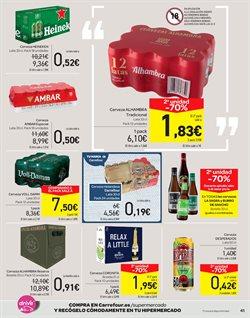 Ofertas de Heineken  en el folleto de Carrefour en Granada