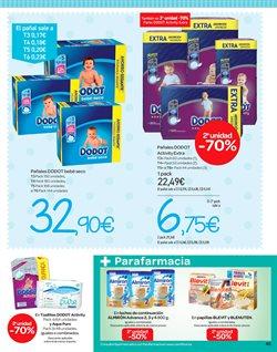 Ofertas de Dodot  en el folleto de Carrefour en Málaga