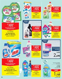 Ofertas de Ariel  en el folleto de Carrefour en Granada