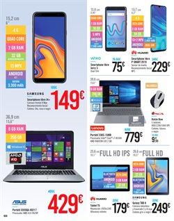 Ofertas de Tablet  en el folleto de Carrefour en Torremolinos