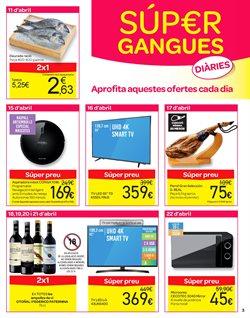 Ofertas de LG  en el folleto de Carrefour en Badalona