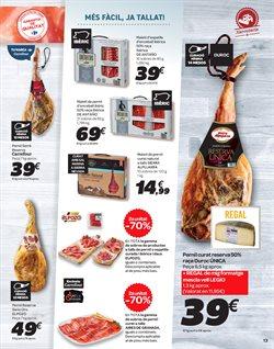 Ofertas de Jamón serrano  en el folleto de Carrefour en Barcelona