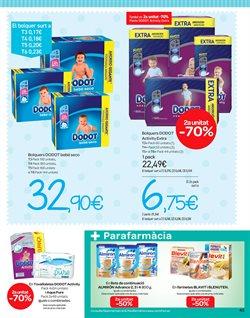 Ofertas de Pañales  en el folleto de Carrefour en Castelldefels