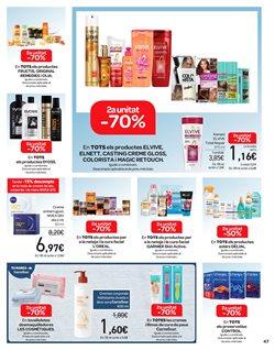 Ofertas de Cuidado facial  en el folleto de Carrefour en Santa Coloma de Gramenet