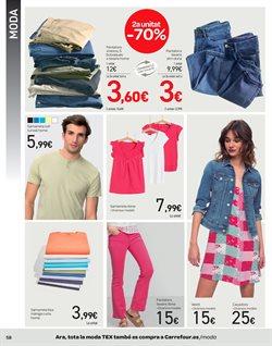 Ofertas de Abrigo mujer  en el folleto de Carrefour en Terrassa