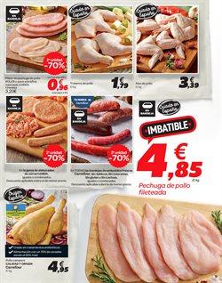 Ofertas de Embutidos  en el folleto de Carrefour en Palencia