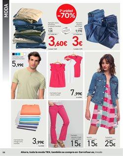 Ofertas de Vestidos  en el folleto de Carrefour en Valladolid