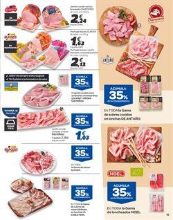 Ofertas de Campofrío  en el folleto de Carrefour en León