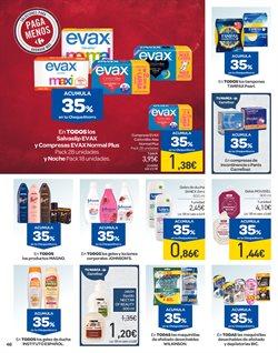 Ofertas de Afeitado  en el folleto de Carrefour en Ponferrada