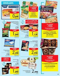 Ofertas de Pizza  en el folleto de Carrefour en Murcia