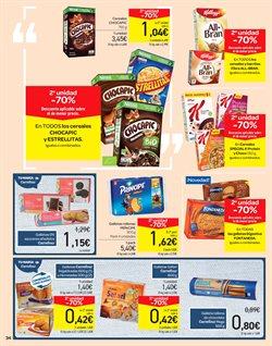 Ofertas de Galletas rellenas  en el folleto de Carrefour en Alicante