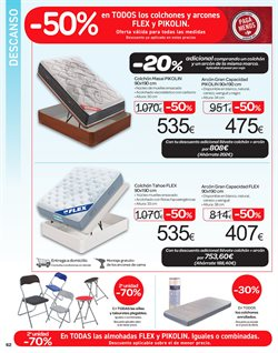 Ofertas de Taburete  en el folleto de Carrefour en Alicante