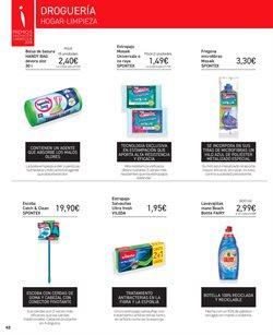 Ofertas de Spontex  en el folleto de Carrefour en Telde