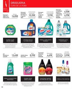 Ofertas de Detergente  en el folleto de Carrefour en Castelldefels