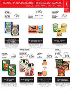 Ofertas de Surimi  en el folleto de Carrefour en San Fernando