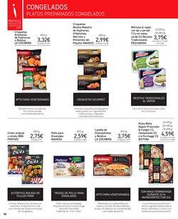 Ofertas de Pizza congelada  en el folleto de Carrefour en Palencia