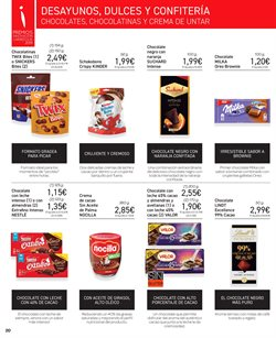 Ofertas de Chocolate  en el folleto de Carrefour en Granada
