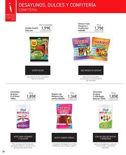 Ofertas de Golosinas  en el folleto de Carrefour en Málaga