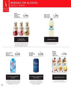 Ofertas de Agua  en el folleto de Carrefour en Granada