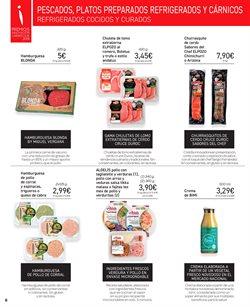 Ofertas de Hamburguesas de pollo  en el folleto de Carrefour en Bilbao