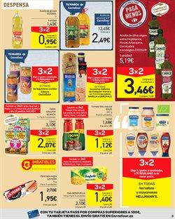 Ofertas de Gallina Blanca  en el folleto de Carrefour en Jerez de la Frontera