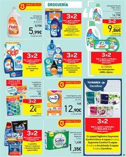 Ofertas de Ariel  en el folleto de Carrefour en Jerez de la Frontera