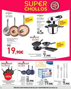 Ofertas de Cocinas  en el folleto de Carrefour en Sevilla
