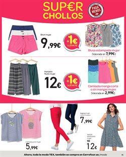 Ofertas de Pantalones mujer  en el folleto de Carrefour en Jerez de la Frontera
