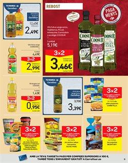 Ofertas de Aceite de oliva  en el folleto de Carrefour en Granollers