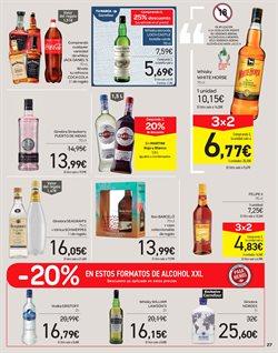 Ofertas de Whisky  en el folleto de Carrefour en A Coruña