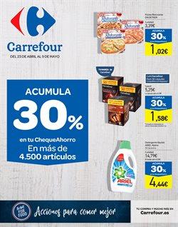 Ofertas de Hiper-Supermercados  en el folleto de Carrefour en Ponferrada