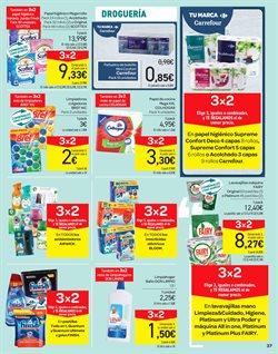 Ofertas de Papel higiénico  en el folleto de Carrefour en Oviedo