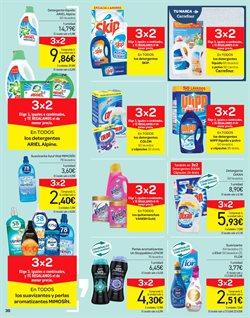 Ofertas de Ariel  en el folleto de Carrefour en Oviedo