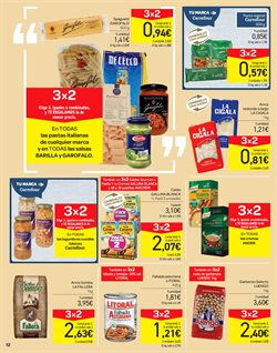 Ofertas de Arroz  en el folleto de Carrefour en Madrid