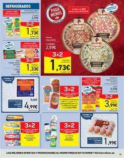 Ofertas de Lácteos  en el folleto de Carrefour en Madrid