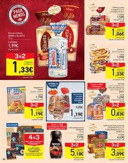 Ofertas de Café  en el folleto de Carrefour en Madrid