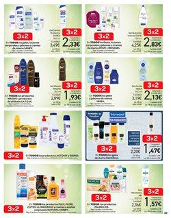Ofertas de Gel  en el folleto de Carrefour en Madrid