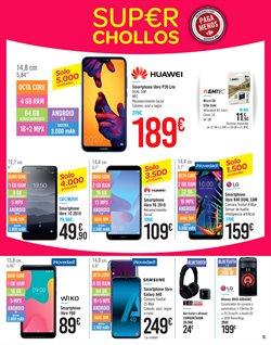 Ofertas de Altavoces  en el folleto de Carrefour en Leganés