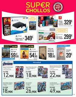 Ofertas de Xbox One  en el folleto de Carrefour en Gijón