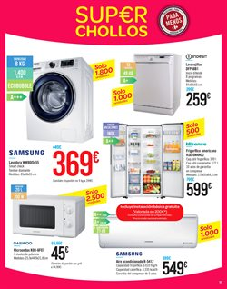 Ofertas de Indesit  en el folleto de Carrefour en Madrid