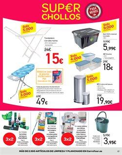 Ofertas de Desechables  en el folleto de Carrefour en Madrid