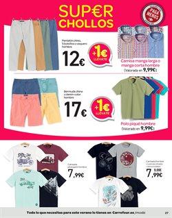 Ofertas de Jeans  en el folleto de Carrefour en Madrid