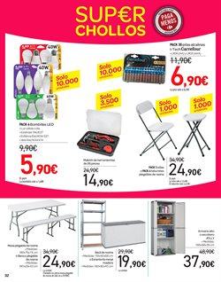 Ofertas de Maletín de herramientas  en el folleto de Carrefour en Madrid