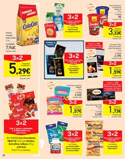 Ofertas de Chocolate  en el folleto de Carrefour en Málaga