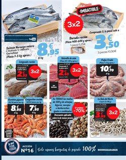 Ofertas de Gambones  en el folleto de Carrefour en Telde