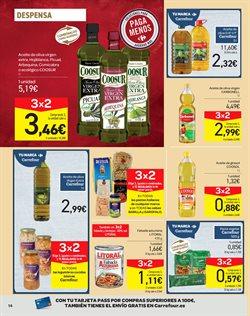 Ofertas de Aceite de oliva virgen extra  en el folleto de Carrefour en Santa Cruz de Tenerife