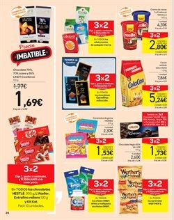Ofertas de Cacao soluble  en el folleto de Carrefour en Telde