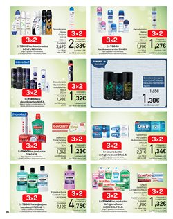 Ofertas de Desodorante  en el folleto de Carrefour en Santa Lucía de Tirajana