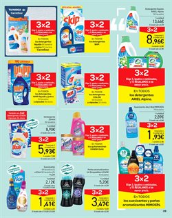 Ofertas de Detergente  en el folleto de Carrefour en Telde