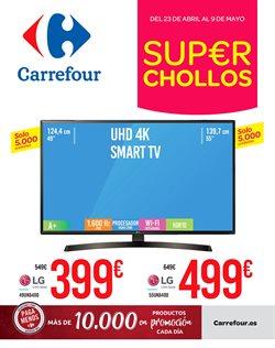 Ofertas de Hiper-Supermercados  en el folleto de Carrefour en San Cristobal de la Laguna (Tenerife)
